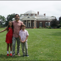 Discovering a love of history at Monticello
