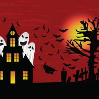 Halloween night events in Northern Virginia