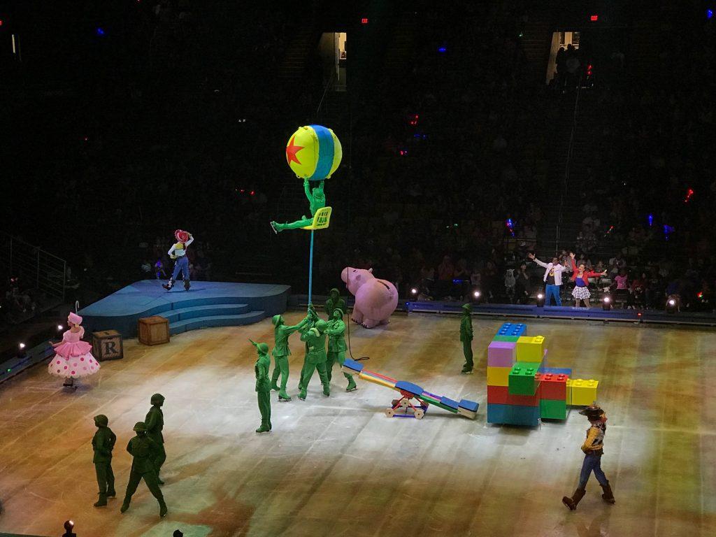 Disney on Ice live show