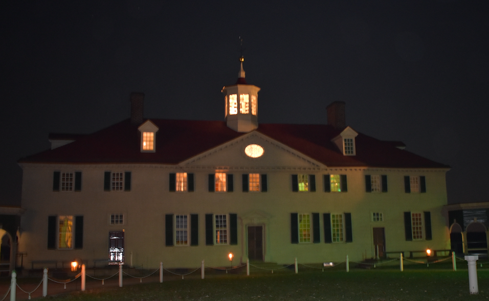 Mount Vernon by Candlelight Tour