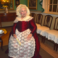 Celebrate Christmas with the Washingtons with Mount Vernon by Candlelight Tours