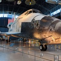 Udvar-Hazy Center celebrates 15th anniversary