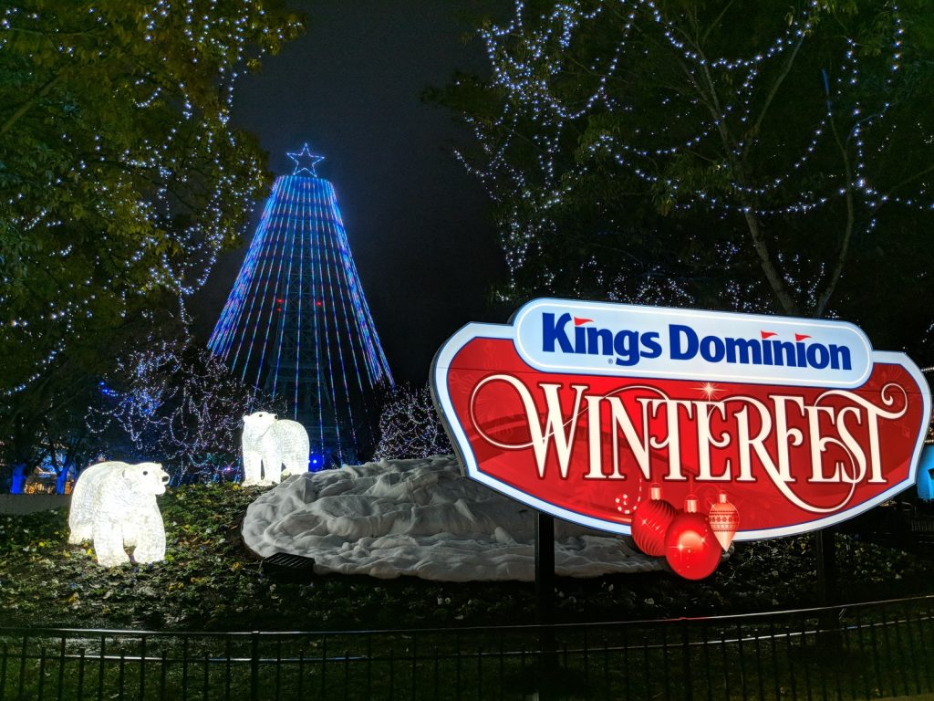 Kings Dominion WinterFest