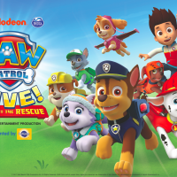 PAW Patrol Live races into Fairfax!