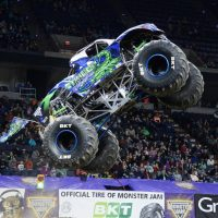 Monster Jam returns to DC — and so does our giveaway!