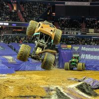 Monster Jam review: Classic fun with new interactive option