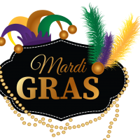 Celebrate Mardi Gras at the Wharf
