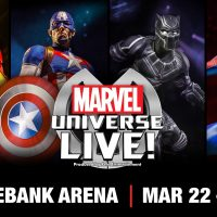 Superheroes Head to Virginia with Marvel Universe Live!
