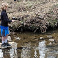 Fairfax County hosts free kids' fishing day