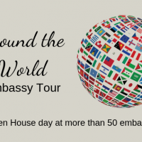 See the world at embassy open house day!