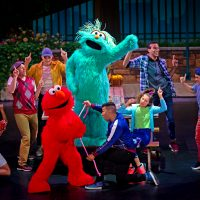 Sesame Street Live returns to Fairfax!