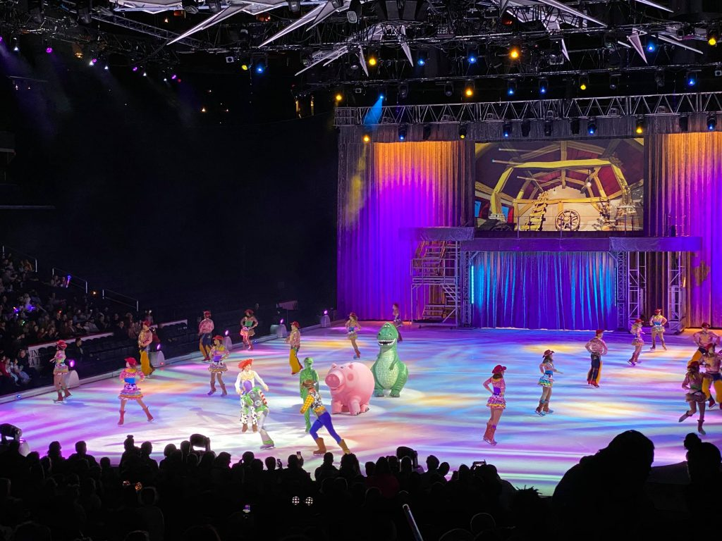 Disney on Ice celebrates memories show in DC